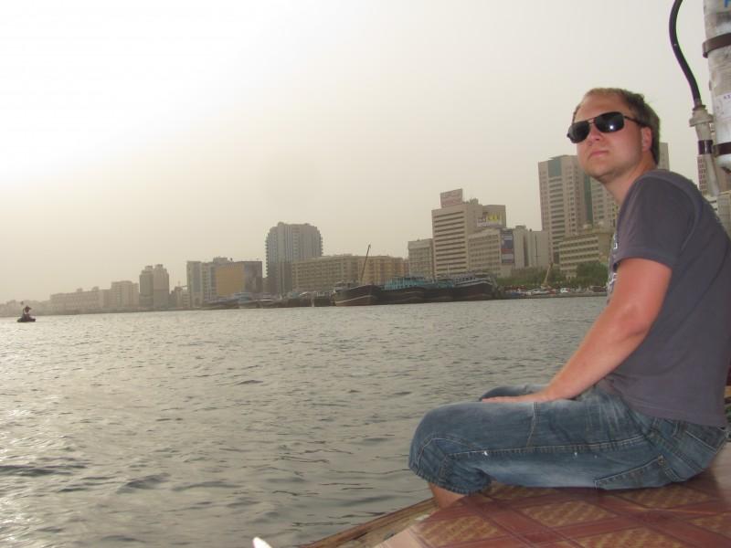 Дубай, ОАЭ, 06.08.2012