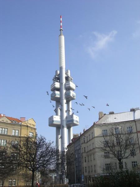 Жижкова башня