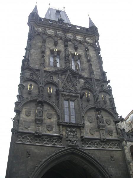 Пороховая башня
